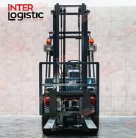 Autoelevador Heli Interlogistic CPCD18 Diesel 1800 Kg