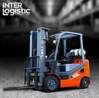 Autoelevador Heli Interlogistic Serie K H2000 2500 Kg