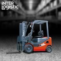 Autoelevador Heli Interlogistic CPCD 15 Diesel 1500 Kg