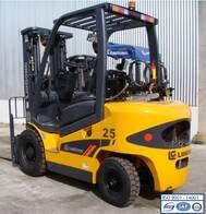 Autoelevador Liugong Clg 2025Hlpg