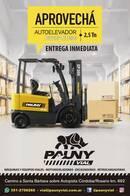 Autoelevador Pauny Ep300