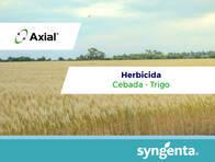 Herbicida Axial pinoxaden+cloquintocet mexyl-Syngenta