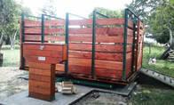 Báscula Para Hacienda Básculas Centro 5000 Kg