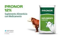Alimento Balanceado 12% Pronor