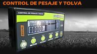 Balanza Control De Pesaje Y Tolva Guajardo MGB-300-PRO