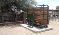 Bascula Capacidad 1.500 Kg Mecanica