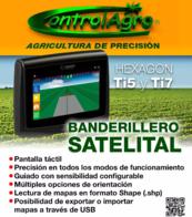 Banderillero Satelital Controlagro Hexagon Ti7