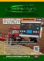 Banderillero Satelital Outback S Lite