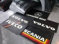 Barreros De Goma , Scania , Iveco , Ford , Volvo