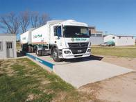 Báscula Para Pesar Camiones Magnino - Full Electrónica