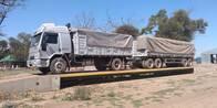 Bascula Para Camion, Como Nueva
