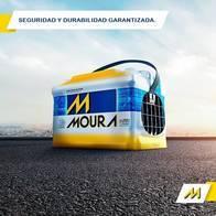 Batería Moura 12X75 Reforzada - 70 Ah