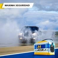 Batería Moura 12X75 Alta - 70Ah