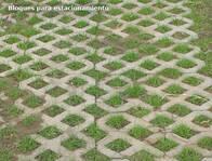 Bloques Para Estacionamiento Premoldeados Areco