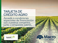 Tarjeta De Crédito Agro - Summit Agro