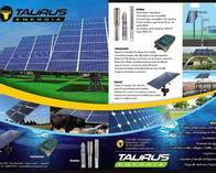 Bomba Centrífuga Taurus 2800 Lts/h Solar