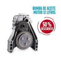 Bomba De Aceite Motor 12 Litros