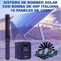 Bomba Solar 100.000Lts Dia