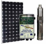 Bomba Sumergible Solar 25.000 Lts./diarios Hasta 60 Mts