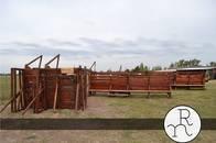 Bretes, Corrales Y Mangas Para Hacienda En Urunday
