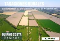 Brindams Servicio De Tasaciones Rurales En Todo El País
