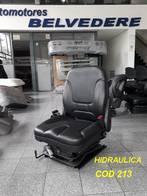 Butaca Autoelevador- Maquinaria Operador Con Suspension
