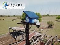 Cámara Campo Nuevo Sistema En Seguridad Rural