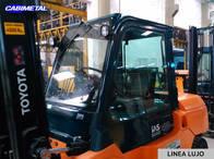 Cabina Linea Lujo Cabimetal Toyota 40