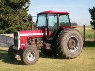 Cabina Vignoni Tractor Massey Ferguson 1175/1195/1215