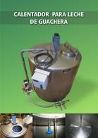 Calentador Térmico 250 Lts - Leche Guachera