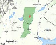 Campo En Venta En Gobernador Crespo. 286 Has.
