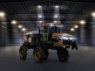 Fertilizadora 4x4 Stara Hercules 6.0