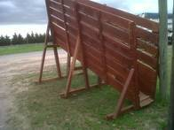 Cargador Para Cabañas Polo Made 3,00 Mts