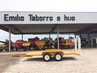 Carretón Taborro C3 Para Maquinas Y Vehículos