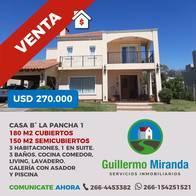 Casa En Venta Barrio Pancha I