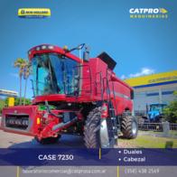 Case 7230 Con Cabezal