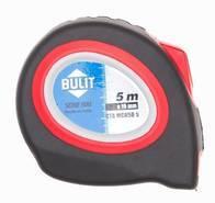Cinta Métrica BULIT Serie 500 Con Freno 5Mx19Mm
