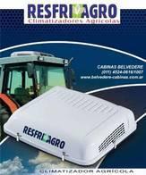 Climatizador Resfriagro Para Cabina Agricola / Vial
