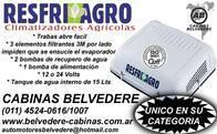 Climatizadores De Cabina Agricola Resfriagro