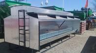 Comedero 5000Kg Terneros Hacienda Feedlot Denipotti