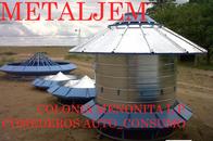 Comederos 3 Toneladas Colonia Menonita