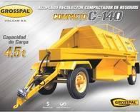 Compactador De Residuos Grosspal C 140
