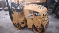 Compactador Liso Caterpillar Cb14