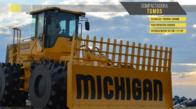 Compactadora Michigan Tgm 95