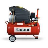 Compresor 2Hp, 25 Lts Mando Directo