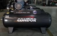 Compresor A Pistón CONDOR 5,5 Hp Alta Baja 300L