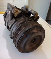 Compresor Aire Acondicionado / Usado Original Ford