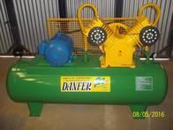 Compresor Danfer 10 Hp.