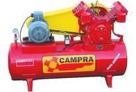 Compresor De Aire Campra 7,5 Hp Baja Baja