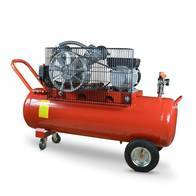 Compresor Handyman 3 Hp 200L 380V 2 Cilindros